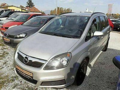 gebraucht Opel Zafira Edition