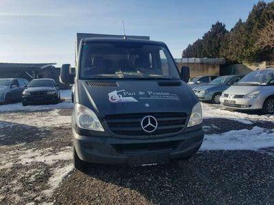 gebraucht Mercedes Sprinter 311 CDI 3,5 t / PRITSCHE DOCKA
