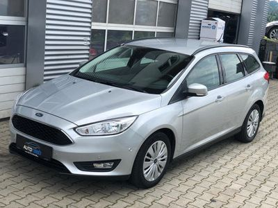 gebraucht Ford Focus Traveller 1,5 TDCi ECOnetic Business **NAVI**