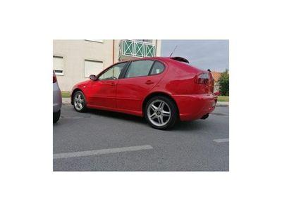 gebraucht Seat Leon 1,9 Sport TDI PD