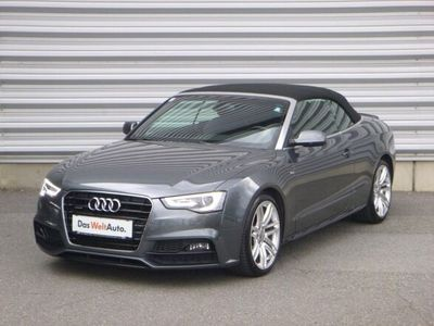 gebraucht Audi A5 Cabriolet 2.0 TDI SPORT quattro