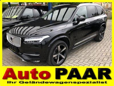 gebraucht Volvo XC90 D5 AWD Inscription *** VOLLAUSSTATTUNG !!! SUV / Geländewagen,