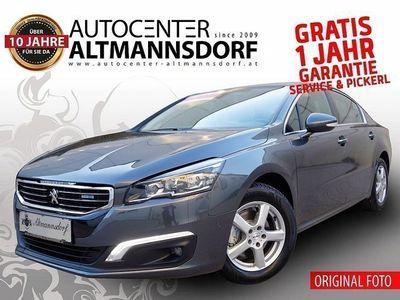 used Peugeot 508 2,0 BlueHDI NAVI*GARANTIE*SOFORT-KREDIT*MOD... Limousine,