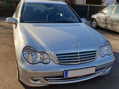 gebraucht Mercedes C280 Elegance 4MATIC Aut.