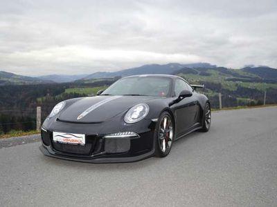 gebraucht Porsche 911 GT3 mit Clubsport Paket und Approved