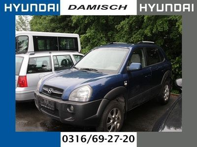 brugt Hyundai Tucson 2,0 CRDi 2WD