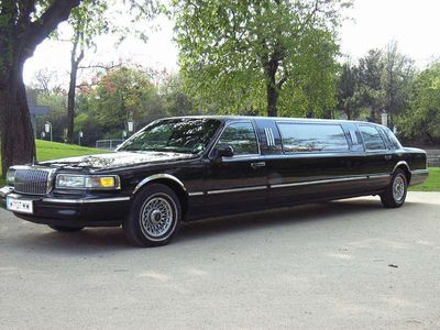 gebraucht Lincoln Town Car Stretchlimo Limousine