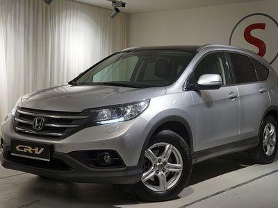 gebraucht Honda CR-V 2,2i-DTEC Executive DPF Aut. Navi | Auto S... SUV / Geländewagen