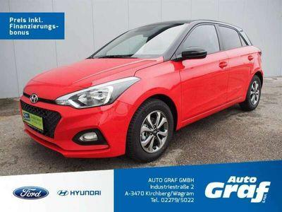 gebraucht Hyundai i20 (GB) Level 2 Plus Black Roof 1,25 b0b20b