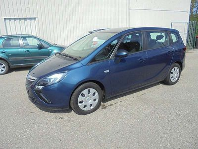 used Opel Zafira 7 Sitze 1,4 Turbo ecoflex Cool&Sound *