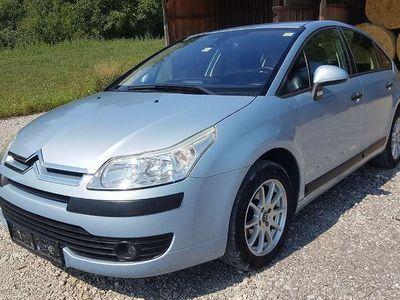 used Citroën C4 1,6 HDi 90 Family Klein-/ Kompaktwagen,