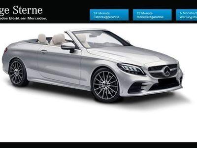 gebraucht Mercedes C200 d Cabrio Aut.