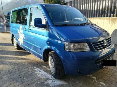 gebraucht VW Multivan T5Comfortline 2,5 TDI 4motion