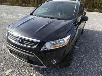 gebraucht Ford Kuga 4WD Titanum TDCI SUV / Geländewagen