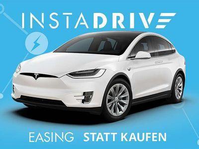 gebraucht Tesla Model X Maximale Reichweite SUV / Geländewagen
