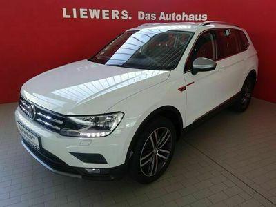 gebraucht VW Tiguan Allspace CL TDI 4MOTION DSG