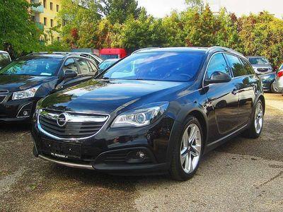 gebraucht Opel Insignia Country Tourer 2,0 BiTurbo CDTI Ecotec... Kombi / Family Van