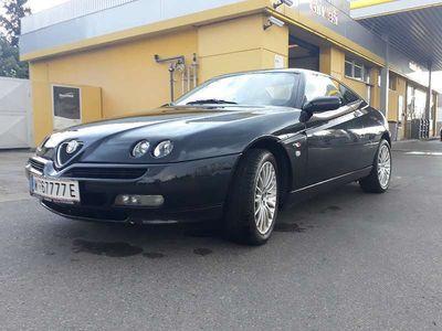 gebraucht Alfa Romeo GTV 2.0 neues Pickerl bis 9/2020 Sportwagen / Coupé