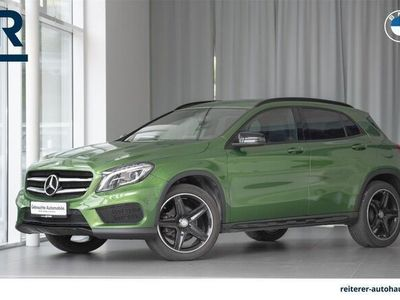 gebraucht Mercedes GLA200 4MATIC