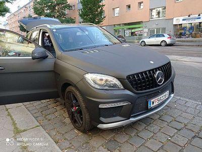 gebraucht Mercedes ML63 AMG M-KlasseAMG/SUV SUV / Geländewagen