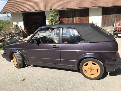 "gebraucht VW Golf Cabriolet Cabrio ""Fashionline"" / Roadster"
