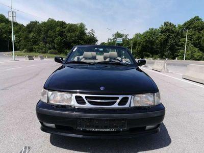 gebraucht Saab 9-3 Cabriolet SE / Roadster