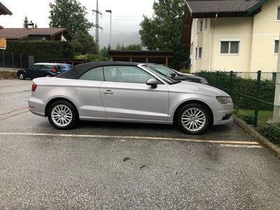 gebraucht Audi A3 Cabriolet 2,0 TDI Intense