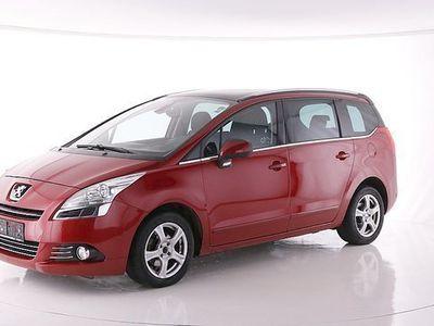 brugt Peugeot 5008 1,6 HDI ASG6 Exclusive FAP
