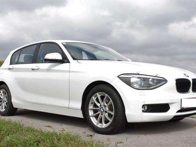 gebraucht BMW 120 xDrive + Navi + Ö-Paket + §57a KFG - 07/2020