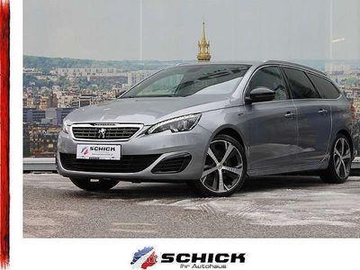 brugt Peugeot 308 SW 2,0 BlueHDi 180 GT S&S Aut. Kombi / Family Van,