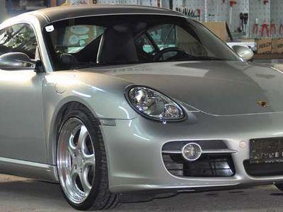 gebraucht Porsche Cayman S Cayman/ Sport Chrono / Sportsitze Sportwagen / Coupé