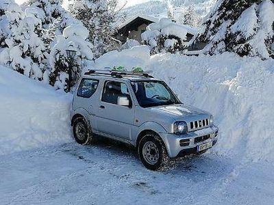 gebraucht Suzuki Jimny 1.3 VVT SUV / Geländewagen,
