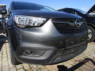 gebraucht Opel Crossland X 16 CDTI BlueInjection Editon Start/St