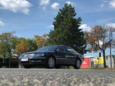 gebraucht VW Phaeton V6 TDI D-PF 4motion EXCLUSIVE Limousine
