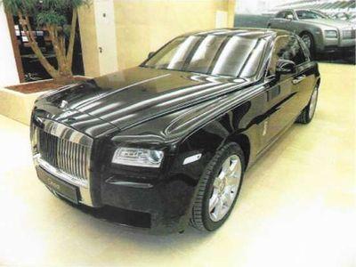 gebraucht Rolls Royce Ghost Rolls Royce