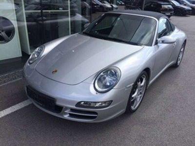 gebraucht Porsche 911 Carrera 4S Cabriolet 997 Tiptronic