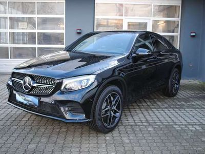 gebraucht Mercedes GLC300 //LP93.893,- AMG-LINE