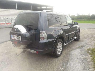 gebraucht Mitsubishi Pajero Wagon 3,2 DI-D..Kombilimousine SUV / Geländewagen