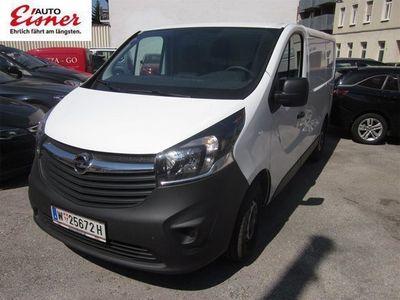 gebraucht Opel Vivaro 1,6 CDTi KW Edition L1H1 2,9t Kastenwagen