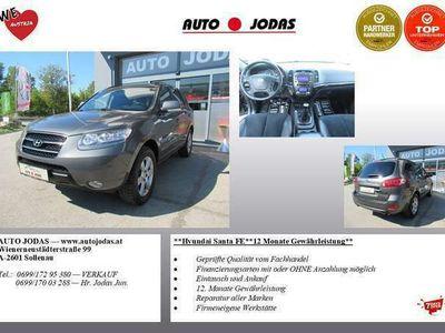 gebraucht Hyundai Santa Fe 2,2 CRDi Premium 4WD DPF **SHZ/Leder**