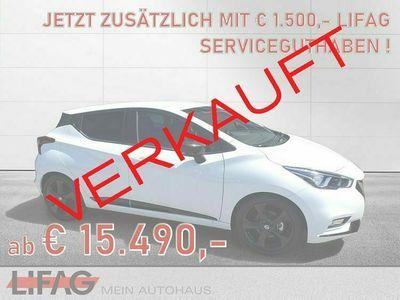 gebraucht Nissan Micra 117 N-Sport *ab € 15.490,-*