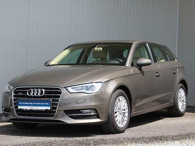 gebraucht Audi A3 Sportback 2,0 TDI quattro Intense Navigation Xeno..