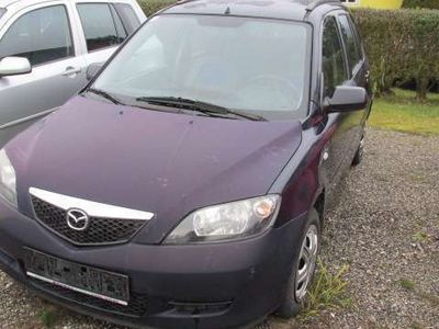 gebraucht Mazda 2 CD68 Plusline Klein-/ Kompaktwagen