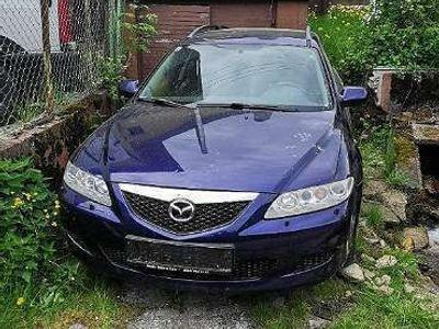 gebraucht Mazda 6 /SPC/CD120/EVOLUTION2 Kombi / Family Van