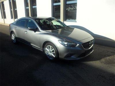 brugt Mazda 6 2,0i Revolution