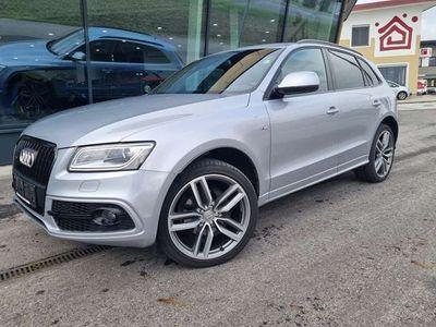gebraucht Audi Q5 2,0 TDI quattro Sport S-tronic,Navi,Leder,Sitzheiz