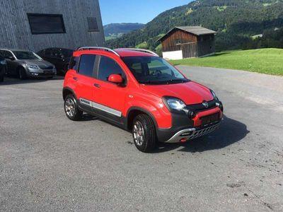 gebraucht Fiat Panda Cross TwinAir 90 4x4