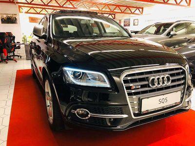 gebraucht Audi SQ5 Q53,0 TDI quattro DPF Tiptronic Panoramadach SUV / Geländewagen