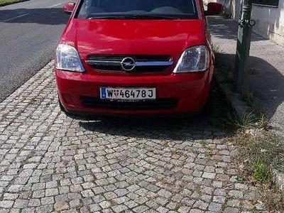 gebraucht Opel Meriva A- Easytronic 1.6v Flexline Benzin Klein-/ Kompaktwagen
