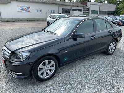gebraucht Mercedes C180 C-KlasseA-Edition BlueEfficiency/NEUWERTIG/TOP ZUSTAND Limousine